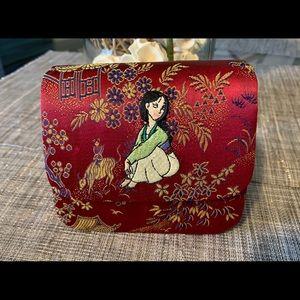 Disney Mulan Carrying Case Purse